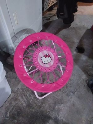 Hello Kitty kids bungie chair for Sale in Niagara Falls, NY