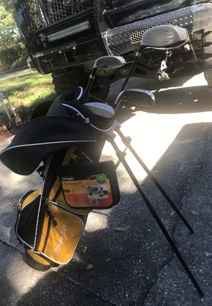 KIDS GOLF CLUBS for Sale in Tampa, FL
