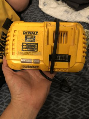 dewalt charger for Sale in Pittsburg, CA