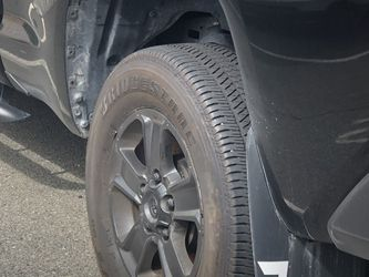 Toyota Tundra 18in rims and tires for Sale in Roselle,  NJ