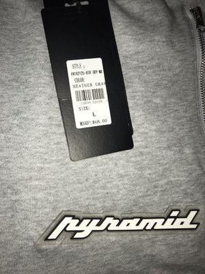 Black Pyramid Grey sweats for Sale in Orlando, FL