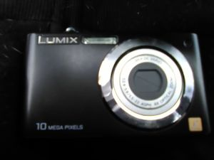 Lumix digital camera for Sale in Sarasota, FL