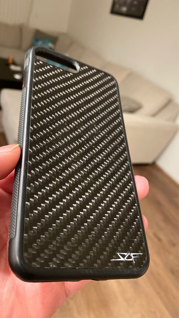 iPhone 8 Plus / 7 plus Real Carbon Fiber Case