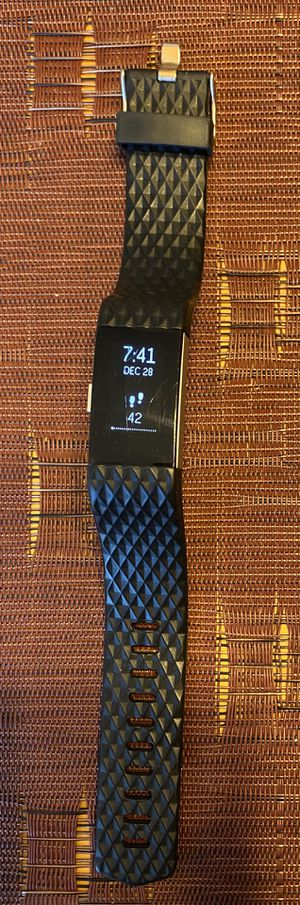 Fitbit Charge 2 with extras for Sale in Rocky Hill, CT