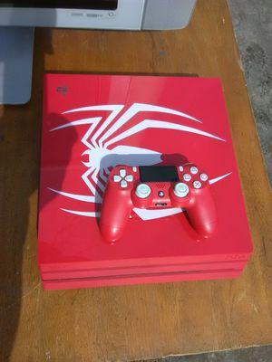 Rare PS4 pro bundle for Sale in Washington, DC
