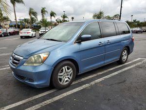 2005 Honda Odyssey Mini Van for Sale in Escondido, CA