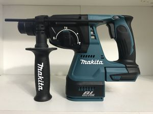 Rotary hammer drill Makita BL MOTOR (ONLY TOOL BRAND NEW)SOLO LA HERRAMIENTA for Sale in Dallas, TX