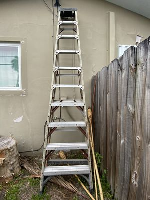 10 foot ladder for Sale in Miami, FL