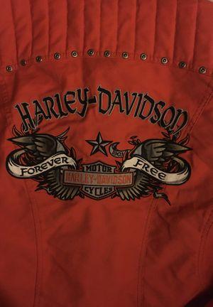 Harley Davidson Jacket Men XL for Sale in Lawrenceville, GA