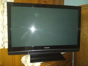 Panasonic flat screen plasma high def tv for Sale in Worthington, PA