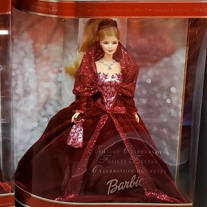 Barbie Holiday Celebrations Special Edition for Sale in Litchfield Park, AZ