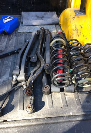 Jeep suspension parts for Sale in El Cajon, CA