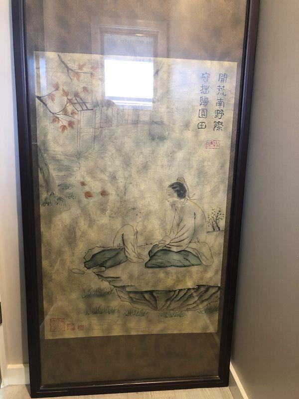 Bunch o paintings