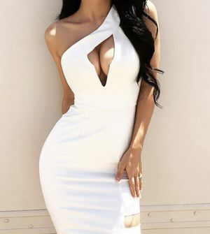 White bandage dress for Sale in Houston, TX