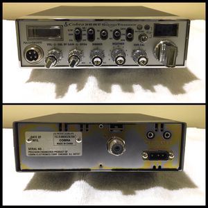 Cobra CB Radio - $120 for Sale in Columbia, MD