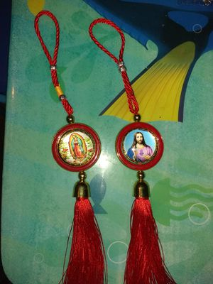 Virgen de Guadalupe and Sacred Heart for Sale in Oakland, MN