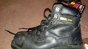 Brahma steel toed oil resistant work boots for Sale in Hamilton, OH