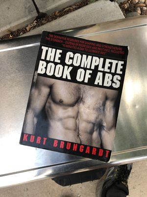Complete Book of Abs $5 for Sale in Arvada, CO