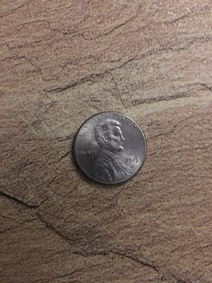 Silver penny for Sale in Central Point, OR