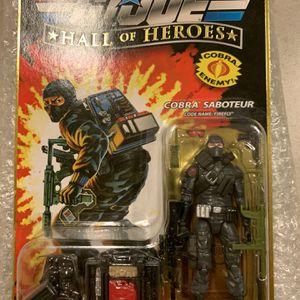 GI Joe Hall of Heros - Firefly for Sale in Bonney Lake, WA