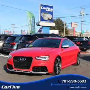 2014 Audi RS 5 quattro for Sale in Salem, MA