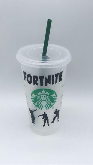 Custom Venti Starbucks Fornite cup for Sale in Industry, CA