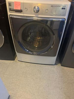 5.2cu.ft Kenmore front load washer working perfectly with 4months warranty for Sale in Baltimore, MD