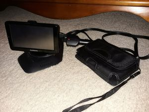 GPS with charging cable/carry case/stand for Sale in Winter Haven, FL