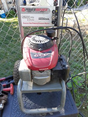 Honda pressure washer for Sale in Sandy, OR