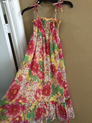 Flower summer girl dress for Sale in North Las Vegas, NV