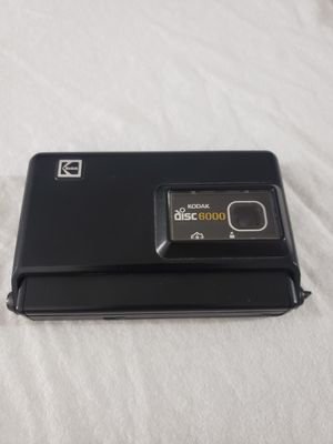 Camera Kodak disc 6000 for Sale in Shorewood, IL