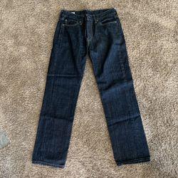 Levi's men's Size 33x32 514 Jeans for Sale in La Grange,  IL