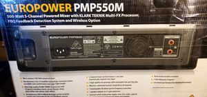 Europower PMP550 for Sale in Huntington Park, CA