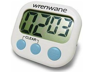 Wrenwane Digital Kitchen Timer, No Frills, Simple Operation, for Sale in Los Angeles, CA