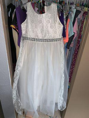 Girls size 16 fluffy dress for Sale in Phoenix, AZ