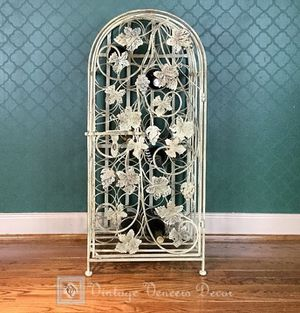 Old World European Style Hand Painted Wine Rack for Sale in Alexandria, VA