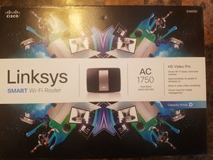 Linksys AC 1750 Dual Band Wi-Fi Router for Sale in Lockhart, FL