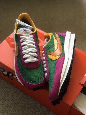 Nike Sacai LDV waffle (Pink and green) for Sale in Chesapeake, VA