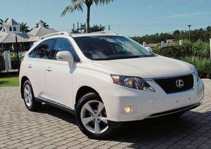 Perfectlyy2O1O LEXUS RX-350 SUV 4WDWheels very cleanCool for Sale in Philadelphia, PA