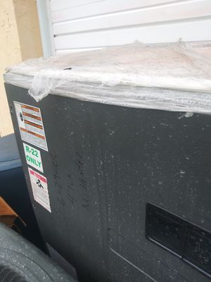 Copeland scroll 4 ton air conditioning unit with air handler for Sale in Tampa, FL