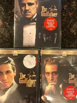 The Godfather Movies - New Unopened for Sale in Kennesaw,  GA