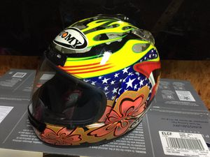 Suomy motorcycle helmet for Sale in Bonaire, GA