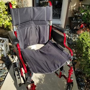 Light Weight Wheelchair -Nova for Sale in Delray Beach, FL
