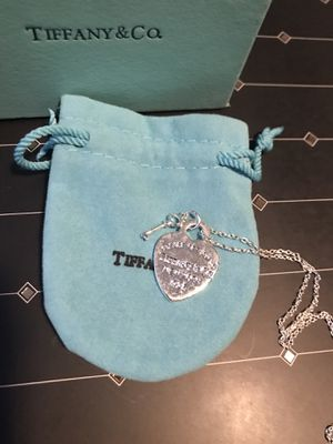 Tiffany's Necklace for Sale in Annandale, VA