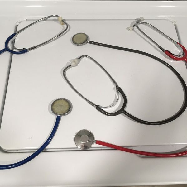 3 Stethoscopes