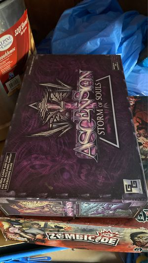 Ascension board game for Sale in Upland, CA
