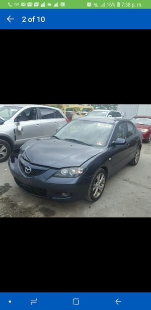 09 mazda 3. 2.3 engine. Parting out. Ask for parts for Sale in Morrisville, PA