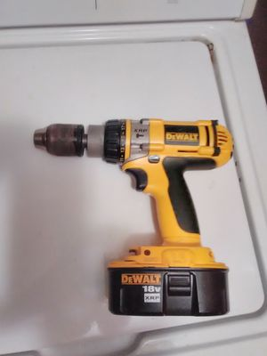 DeWalt drill but I don't have the charger for Sale in Pinetta, FL