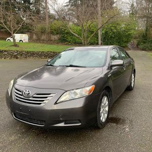 2007 TOYOTA CAMRY HYBRID for Sale in Seattle, WA