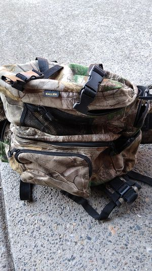 Allen fishing or hunting back pack for Sale in Hillsboro, OR